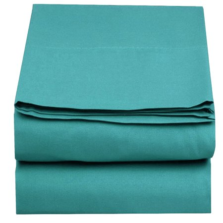 Fitted Sheet ! - Elegant Comfort® Wrinkle-Free 1500 Thread Count Egyptian Quality 1-Piece Fitted Sheet, California King Size, (California King Fitted Sheet)