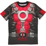 544bacf4ab07d Marvel Deadpool Men s Really Pool Sub T-Shirt