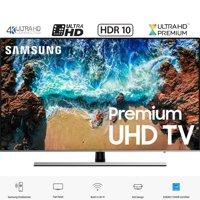 "Samsung UN65NU8000 65"" NU8000 Smart 4K UHD TV (2018 Model) � (Certified Refurbished)"