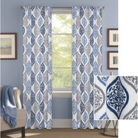 Better Homes & Gardens Damask Ogee Curtain Panel