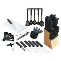 Imperial Home Gibson Flare 41 pc Cutlery Combo Set