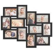46d68a141a0 DL furniture Designs Family Rules Dimensional Collage White Picture Frame
