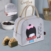 Kids Girls Adults Insulated Lunch Bag Work Travel School Picnic Food Storage Container ,School Lunch Bag, Lunch Container Bag