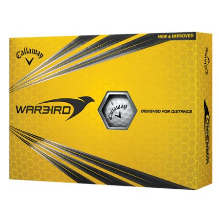 Callaway Warbird Golf Balls, 12 Pack
