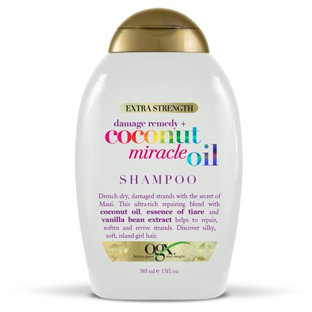 OGX® Extra Strength Damage Remedy + Coconut Miracle Oil Conditioner, 13 FL