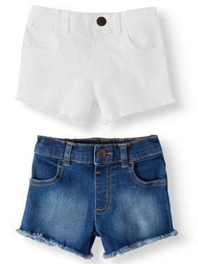 67d52333558 Toddler Girls Shorts - Walmart.com