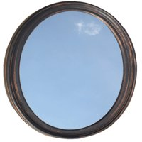 Bathroom Mirror Vanity Round Oval Framed Wall Mirror