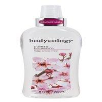 (2 pack) Bodycology Bodycology Cherry Blossom Fragrance Mist Spray for Women 8 oz