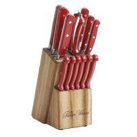 The Pioneer Woman Cowboy Rustic Cutlery Set, 14-Piece