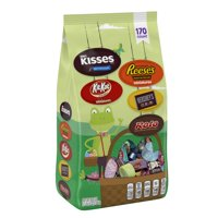 Hershey's, Easter Egg Hunt Assortment Candy, 170 Ct