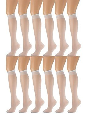 95d78f018 Product Image 12 Pairs of excell Trouser Socks for Women