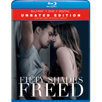 Fifty Shades Freed (Unrated Edition) (Blu-ray + DVD + Digital)