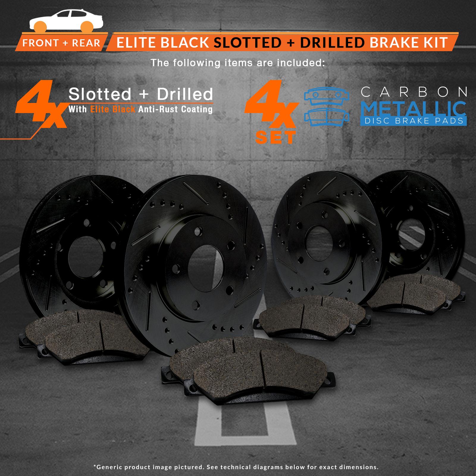 Power Stop B735 Autospecialty Brake Shoe