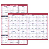 "AT-A-GLANCE 2019 Vertical/Horizontal Erasable Wall Calendar, 36"" x 24"" (PM262819)"