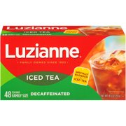 Luzianne Decaffeinated Iced Tea, 48 Ct.