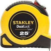 STANLEY STHT36031WM 25FT Dual Lock Tape Measure