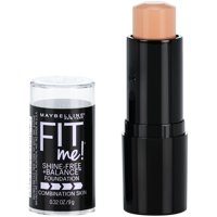 Maybelline Fit Me Shine Free + Balance Stick Foundation