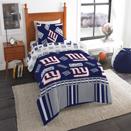 Nhl Bed (NFL New York Giants Bed In Bag)