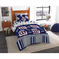 NFL New York Giants Bed In Bag Set