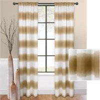 Mainstays Fading Stripe Curtain, Set of 2