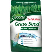 Scotts 18348 Turf Builder Dense Shade Grass Seed Mix Bag, 3-Pound (Not for sale in Louisiana)
