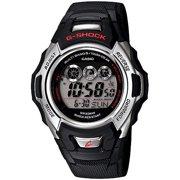 Casio Men's G-Shock Atomic Solar Black Resin Watch