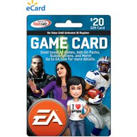 EA $20 eCard (Email Delivery) Electronic Arts