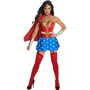 8f29b25800 Wonder Woman Corset Adult Costume - Medium