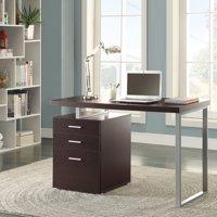 Coaster Hilliard Office Desk in Modern Multiple Finishes