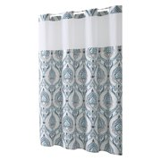 HooklessR French Damask Print Shower Curtain