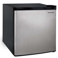 Frigidaire 1.6 Cu Ft Single Door Mini Fridge, Stainless Steel