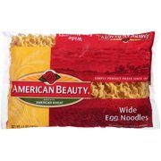 (12 Pack) American Beauty® Wide Egg Noodles, 12 oz. Package