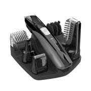 Remington Head-To-Toe Grooming Set, Men's Personal Electric Razor, Electric Shaver, Trimmer, Black, PG525D
