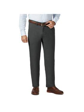 Men's Big & Tall Coastal Comfort Flat Front Pant Classic Fit HC90223