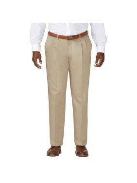 Men's Big & Tall Work to Weekend®Khaki Pleat Pant Classic Fit 41714957524
