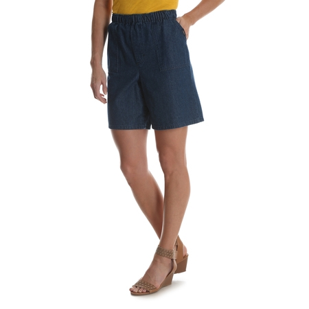 Chic Women's Pull On Utility Short