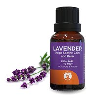 Gurunanda Lavender Oil, 15 ml