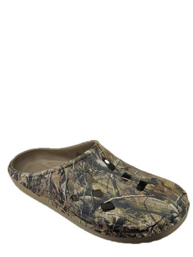 Real Tree Men's Clog