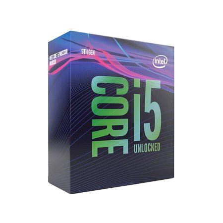 Intel Core i5 i5-9600K LGA-1151 Hexa-core 3.70 GHz Processor