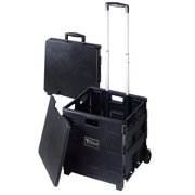 Craig Titan Versatile Folding Storage Cart with Wheels
