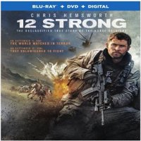 12 Strong (Blu-ray + DVD + Digital)