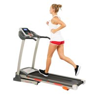 Sunny Health & Fitness SF-T4400 Folding Incline Running Treadmill