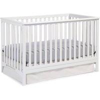 Storkcraft Hillcrest 4 in 1 Convertible Crib White