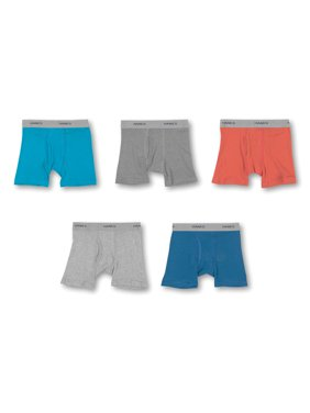Toddler Boys' 5-Pack Boxer Brief