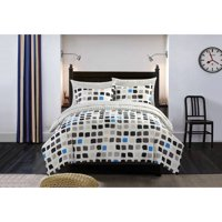 Your Zone Metro Block Bed in a Bag Bedding Set
