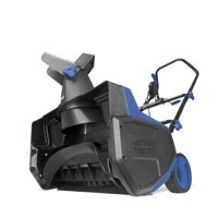 Snow Joe SJ617E Electric Single Stage Snow Thrower | 18-Inch · 12 Amp Motor