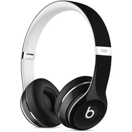 Beats by Dr. Dre Solo2 Luxe Edition Headphones (Best Studio Headphones For Making Beats)