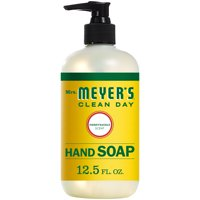 (3 Pack) Mrs. Meyer's Clean Day Liquid Hand Soap, Honeysuckle, 12.5 Oz