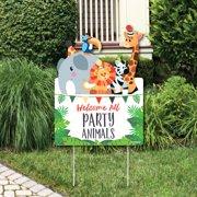 Jungle Safari Party Supplies