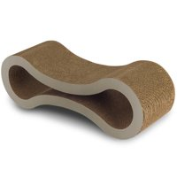 Paws & Pals Cat Lounger and Scratching Board